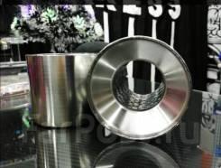Пламегаситель коллекторный 100x130(резонатор) Стронгер пламягаситель 9913212050 33303S2R003 MS820087 AY08000062 997016050