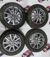 Колеса Manaray Sport с шинами Yokohama Ice Giuard IG50 215/60 R16
