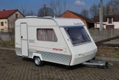 Beyerland Sprinter 380-2. Прицеп дача Beyerland Sprinter 350-2, 1992 г. в., без пробега по РФ.