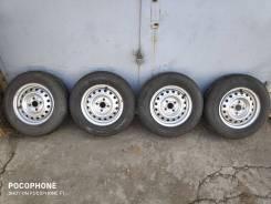 Родные колеса Toyota Probox 165R13LT