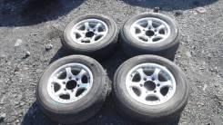 Резина с литьём Toyota Hiace 2014