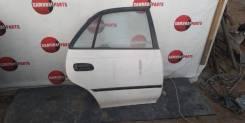 Дверь боковая задняя правая Toyota Carina, AT190