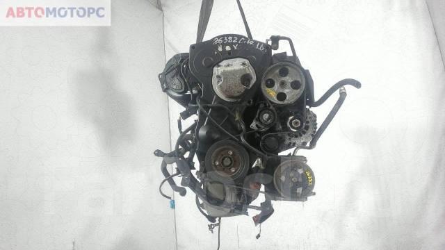 Двигатель Citroen Xsara 2000-2005, 1.6 л, бензин (NFU)