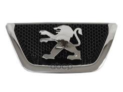 Накладка Бампера Под Эмблему Peugeot 408 12- К St-Pg48-000-0 Sat арт. ST-PG48-000P-0