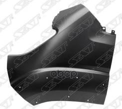 Крыло Citroen Jumper/Fiat Ducato/Peugeot Boxer 14- Lh (Пр-Во Тайвань) Под Расширитель Sat арт. ST-FT76-016-C2, левое