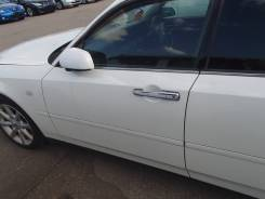 Дверь FL (H0101CR9MM) Nissan Gloria HY34 цвет QX1