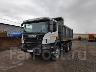 Scania. Продается самосвал P6X400, 12 740куб. см., 25 000кг., 6x4