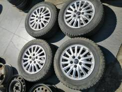 Литые диски оригинал Toyota +195/65R15