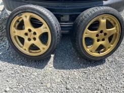 Пара колес Subaru Golden Original Japan 205/45R16