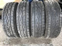 Bridgestone Dueler A/T. грязь at, 2017 год, б/у, износ до 5%