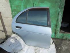 Дверь боковая задняя правое Nissan Pulsar FN15