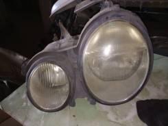 Фара мерседес w210 2000г. в ксенон