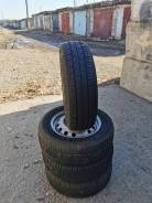 Комплект колёс на 14 штампе с резиной 175/70R14