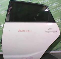 Дверь боковая Toyota Caldina 24# задняя левая