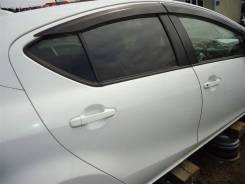 Дверь задняя правая Toyota Aqua NHP10 1NZ-FXE 2015 белый 082