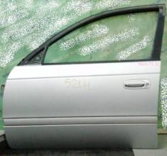Дверь боковая Toyota Caldina 21# передняя левая