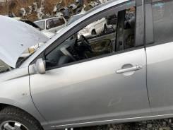 Дверь серая (1F7) передняя левая Toyota Caldina AZT246 118000km