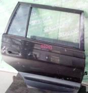 Дверь боковая Toyota Caldina 19# задняя правая