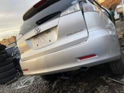 Бампер задний серый (1F7) Toyota Caldina AZT246 118000km