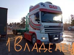 DAF XF105. Продам грузовой тягач седельный, 12 000куб. см., 22 000кг., 4x2
