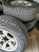 Комплект зимних колес 265/65R17