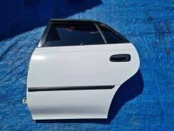Дверь боковая задняя левая Toyota Carina CT190 2C