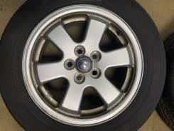 Комплект r15 5x100 Toyota