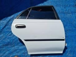 Дверь боковая задняя правая Toyota Carina CT190 2C
