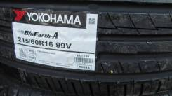 Yokohama BluEarth-A AE-50, 215/60 R16