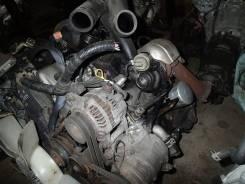 Контрактный двигатель WL-T 4wd в сборе