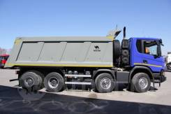 Для перевозки сыпучи материал сдам аренду новы самосвал Scania 33 тонн