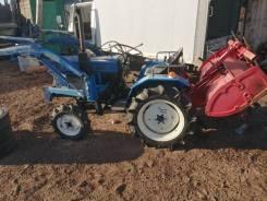 Suzuki. Продаётся мини трактор Suzui 4wd, с куном и рекультиватором., 20,00л.с.