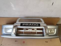 Бампер передний - Toyota Land Cruiser Prado 90 95