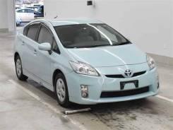 Дверь правая задняя, цвет 783, Toyota Prius 2010, ZVW30, 2Zrfxe