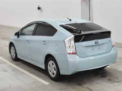Дверь левая передняя, цвет 783, Toyota Prius 2010, ZVW30, 2Zrfxe