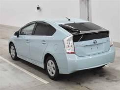 Дверь левая задняя, цвет 783, Toyota Prius 2010, ZVW30, 2Zrfxe