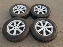 Зимние колёса Dunlop Grandtrek sj7 225/65R17