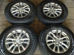 195/80R15 LT Bridgestone, диски 6x139.7 WEDS Prodita