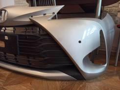 Бампер передний для Toyota Vitz
