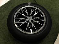 Резина Bridgestone Dueler 225/60 r18 на литье Lexus
