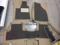 Коврики. Lexus RX330, MCU38 3MZFE. Под заказ