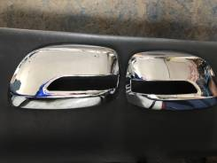 Накладка на зеркало. Toyota Land Cruiser Prado