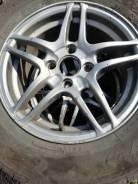 Комплект летних колёс резина+диски литые