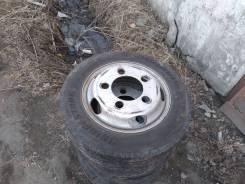 Коплект колес 195/85/16 2шт и 185/65/15 4шт