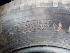Bridgestone. летние, 2007 год, б/у, износ 20%