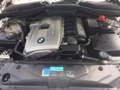 Двигатель BMW 5 E60/E61 в сборе с навесным и АКПП N52B30