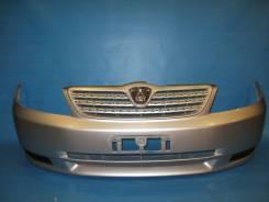 Бампер передний Toyota Allex ZZE123 2ZZGE в Новосибирске