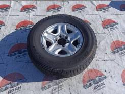 В наличии! Колесо Запаска на Toyota Land Cruiser Prado KZJ95 2002г