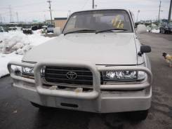 Продам силовой бампер на Toyota Landcruiser 80