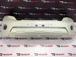Бампер передний Toyota Land Cruiser Prado J150 2013-2017 Белый